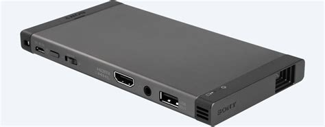 Proyektor Sony mp cl1a mobile projector from sony mp cl1a sony us