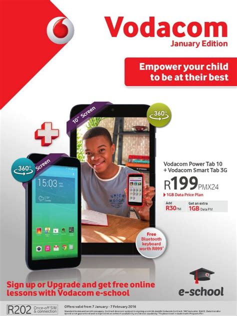 vodacom promotions vodacom monthly specials 01 jan 2016 07 feb 2016 find