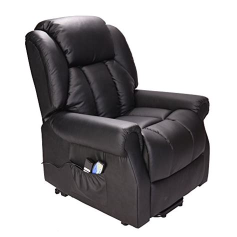 Recliners With Heat And Leather by Hainworth Leather Electric Recliner Chair With Heat And