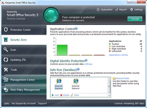 Kaspersky Small Office Security by Kaspersky Small Office Security