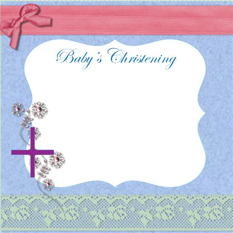 baptism card template 10 marvelous background for christening invitation card