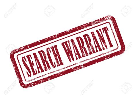 A Search Warrant Can Lie About A Search Warrant Charleston Crimes Lawyer