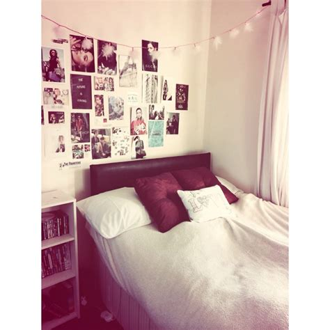 make your room make your room look tumblr with fairy lights and magazine