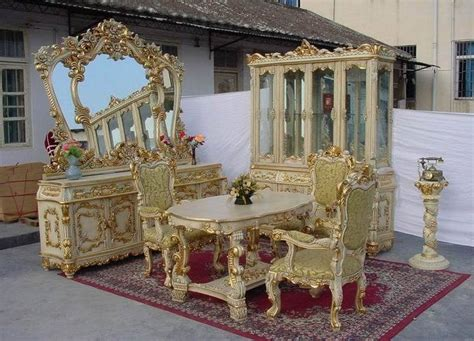 china luxury european style dining room set ws10002