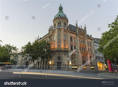 hannover deutsche bank hannover germany july 06 2014 deutsche stock photo