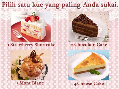 Kue Cinta 4 kue ramalan yang mengungkapkan pencintaan