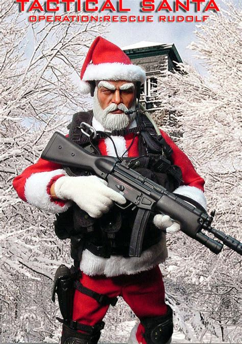 tactical santa military and gear pinterest santa