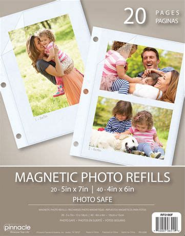 Magnetic Photo Album Refill Pages Magnetic Photo Album Refill Pages Walmart Ca