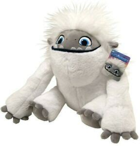 dreamworks abominable everest  yeti soft plush