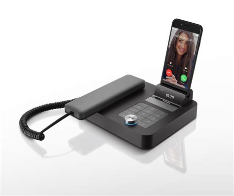 desk phone that connects to mobile turn your mobile phone into a desk phone the nvx 200 coolsmartphone