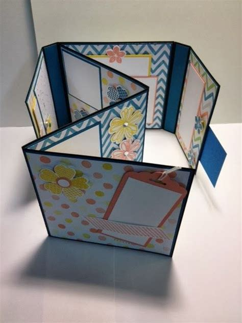 How To Make Handmade Photo Albums - 17 best ideas about mini photo albums on mini
