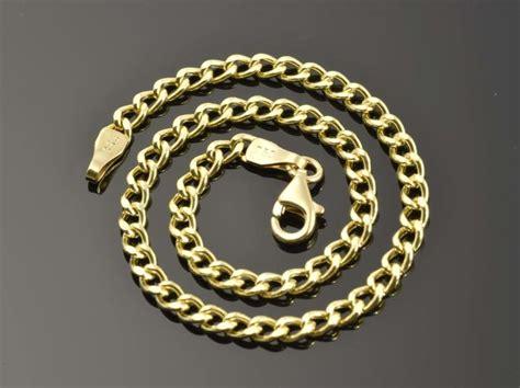18 Carat Gold Bracelet From Organza by 18 Kt Gold Bracelet Length 19 Cm Catawiki