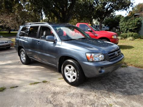 2007 Toyota Highlander Reviews 2007 Toyota Highlander Pictures Cargurus