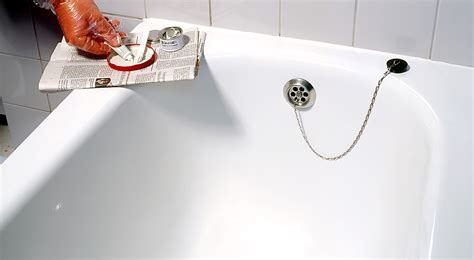 smaltare la vasca da bagno smaltare vasca da bagno bricoportale fai da te e bricolage