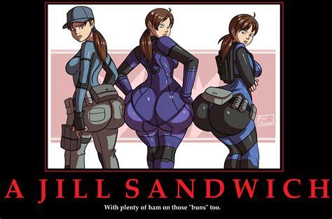 Jill Meme - triple jill sandwiches by axel rosered jill sandwich