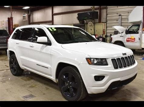 jeep grand blackout 2015 bright white jeep grand altitude black out