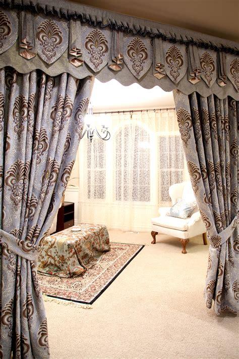 curtains roman style bleu fleur de lis roman style valances curtain drapes