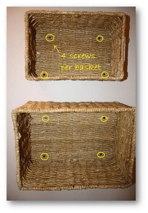 bathroom wall storage baskets 1000 ideas about basket bathroom storage on pinterest