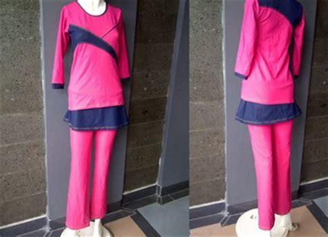 Foto Dan Baju Senam 11 koleksi foto dan contoh model trend baju senam muslim