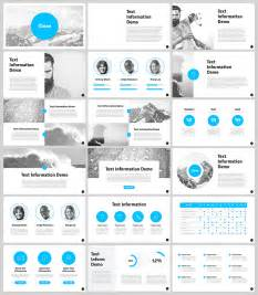 How To Design A Powerpoint Template by Free Clean Powerpoint Template For Designers With 18