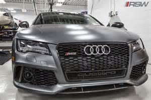 Audi Rs7 Apr Audi Rs7 Apr Stage 1 Tuning Redline Speed Worx Rsw