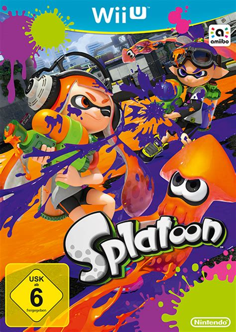 splatoon vol 1 books splatoon wii u spiele nintendo