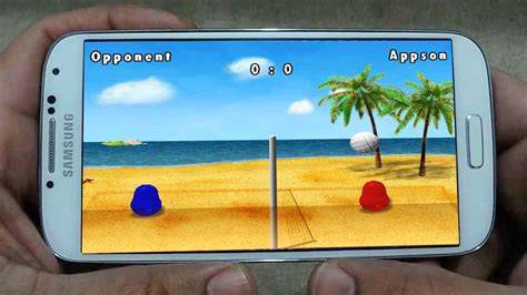 game volleyball android mod play blobby volleyball with your friends android