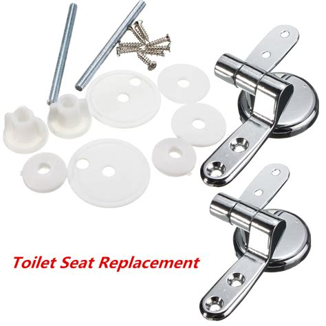 zinc alloy universal toilet seat fitting replacement