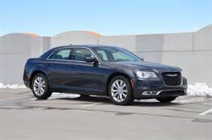 chrysler 300 awd 2016 chrysler 300 limited awd review a modern classic