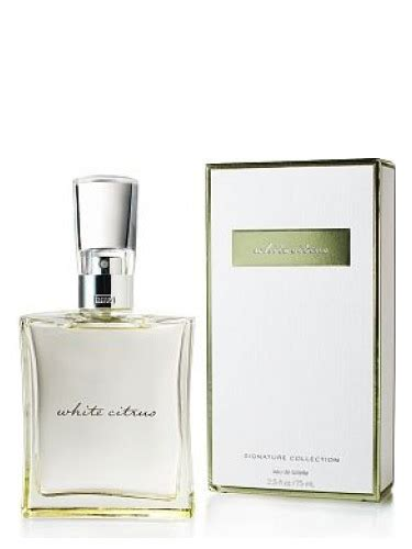 Bath And Works White Citrus white citrus eau de toilette bath and works perfume