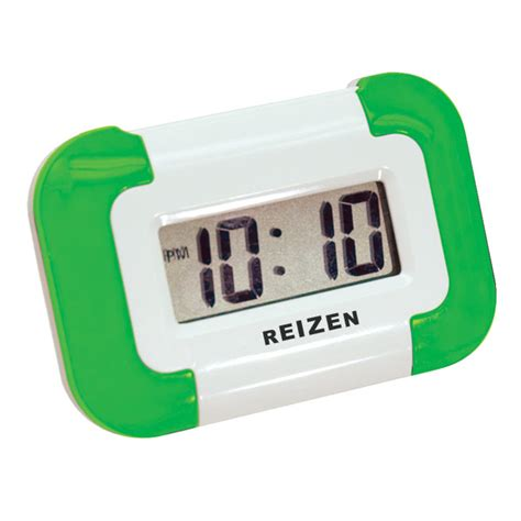 reizen shake u up compact vibrating alarm clock alarm clocks maxiaids