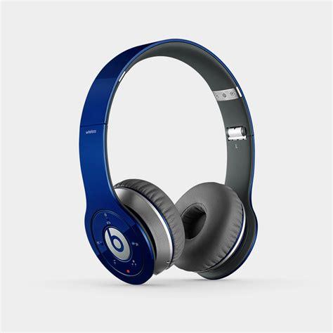 Headphone Model Beats Hd By Drdre new beats by dr dre wireless headphones blue model no 810 00012 00 ebay