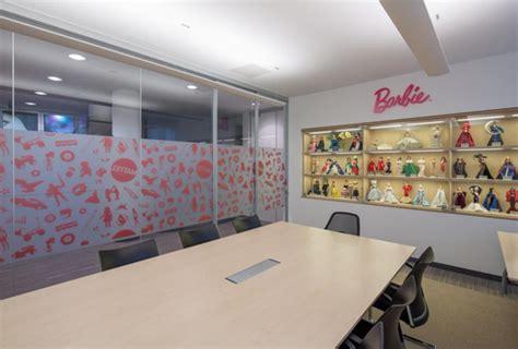 mattel italia sede mattel italia spazi e progetti per il work balance