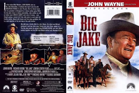 big jake big jake dvd scanned covers big jake 1971 f dvd covers