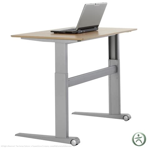 Electric Sit Stand Desk Shop Conset 501 17 Laminate Electric Sit Stand Desk