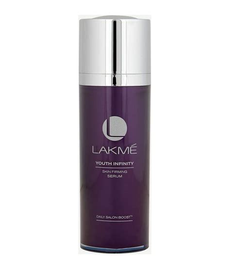lakm youth infinity range products price list lakme youth infinity skin firming serum 30ml buy lakme