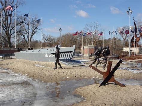 higgins boat monument maritimequest andrew jackson higgins national memorial