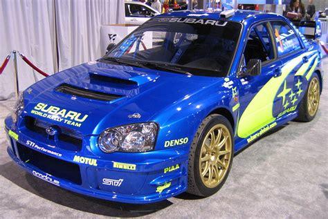 Subaro Auto by Subaru Impreza Wrc La Enciclopedia Libre