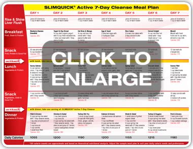 Slimquick Detox Cleanse Reviews by Slimquick Diet Plan Best Diet Solutions Program