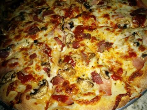 Pizza Smoked Beef pizza featuring suho meso a wonderful preserved smoked beef best maybe yelp
