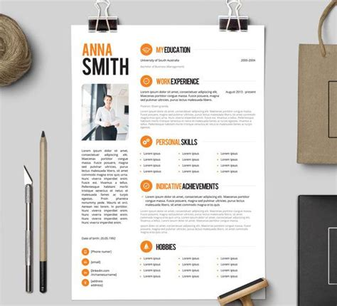 25 Best Ideas About Free Cover Letter On Pinterest Free Cover Letter Templates Simple Cv Letter Infographic Template