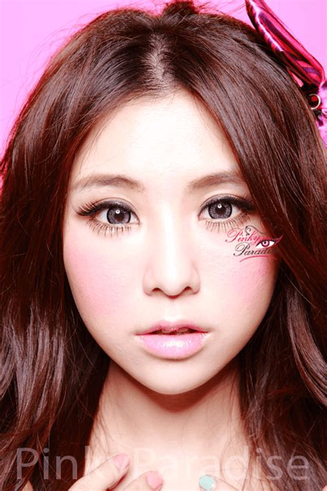 geo super size angel brown contacts free cute contact geo super size nudy grey circle lenses colored contacts