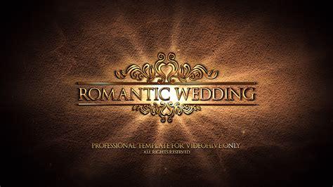 romantic wedding by jenivest videohive