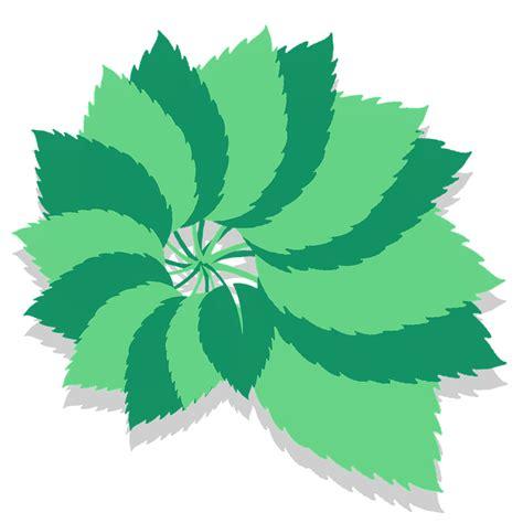 leaf pattern png ilustraci 243 n gratis hojas de los 193 rboles patr 243 n imagen
