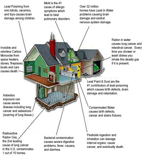 sick house syndrome mold radon lead other health concerns for home buyers party invitations ideas