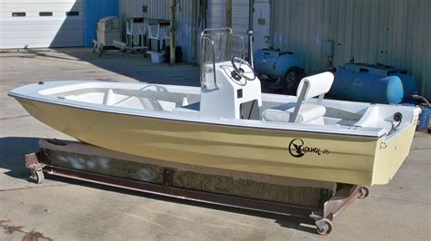 boats with center console 16 center console chawk boats