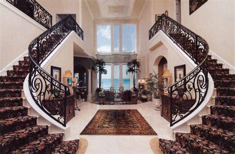 luxury staircase design mansion house staircase modern home minimalist