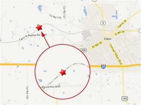 cisco texas map cisco texas map kelloggrealtyinc