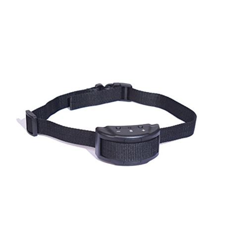 correction collar oternal 174 electronic no bark collar with 7 levels button adjustable