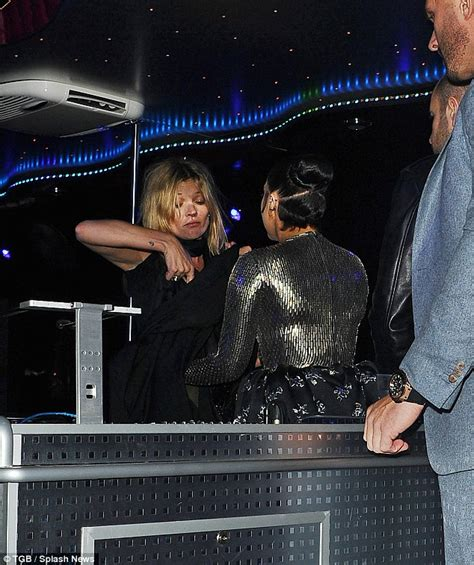 Make Like Kate Moss With A Paparazzi Playset by Kate Moss Looks Worse For Wear After Partying With